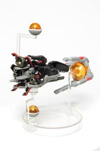 R-9A アローヘッド ブラックバージョン