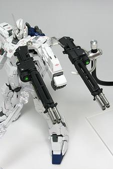 機動戦士ガンダムUC 第4巻 特装版 ビームガトリングガン