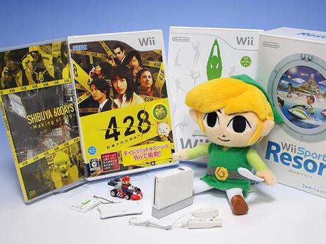 任天堂 Wii 値下げで20,000円に