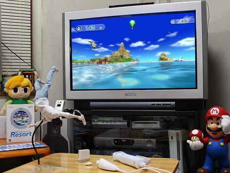 Wiiスポーツ リゾート ウェイクボード