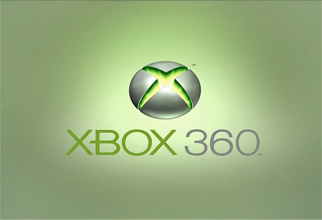 Xbox 360の設定 その1