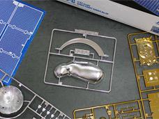 『小惑星探査機 はやぶさ 特別メッキ版』 購入