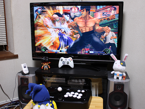 東芝 REGZA Z9000 ゲームダイレクトの検証