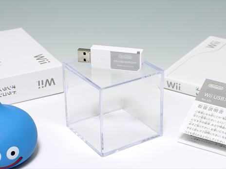 Wii USBメモリ