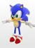 Sonic Plushie