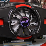 ASUS HD7750-1GD5-V2 (AMD Radeon™ HD 7750) レビュー