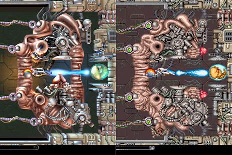 『R-TYPE Dimensions』 インフィニティモード プレイ2