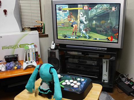 『リアルアーケードPro.EX』 ネジの錆び対策と三和RGボタン
