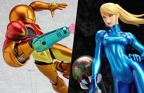 『figma METROID Other M サムス・アラン』 予約開始