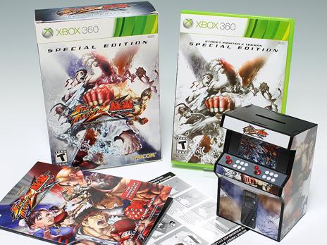 『ストリートファイター X 鉄拳』 北米限定版 購入