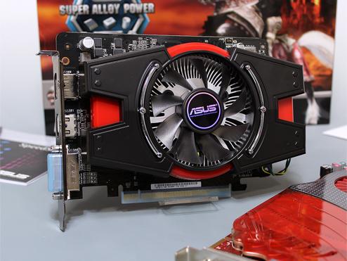 ASUS HD7750-1GD5-V2 (AMD Radeon™ HD 7750) レビュー