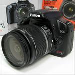 Canon EOS Kiss X2 購入