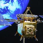 小惑星探査機 はやぶさ 特別メッキ版 ギャラリー
