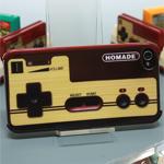 ファミコン コントローラー風 iPhone4(S)用ケース HOMADE FLASHBACKS